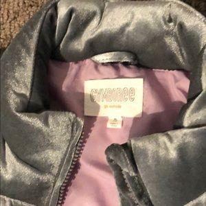 Gymboree BNWOT grey puffer jacket